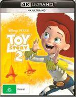 Toy Story 2 2019 AUS 4K Ultra HD