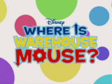 Where is Warehouse Mouse?