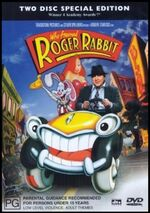 Who Framed Roger Rabbit 2003 AUS DVD