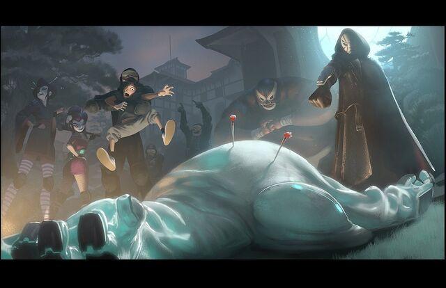 File:Yokai and his gang kills Baymax.jpg