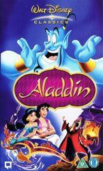 Aladdin (2004 UK VHS)