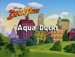 Aquaducks