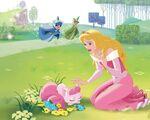 Beauty Aurora's Sleepy Kitten illustration 1