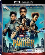 Black Panther UHD
