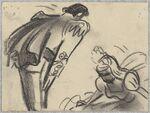 Cinderella1950StorySketch8