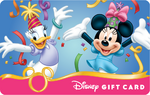 Daisy and Minnie Happy Birthday Disney Gift Card