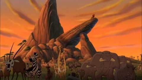 De Leeuwenkoning Simba's Trots Niet één van Ons - Nederlands HD