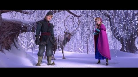 Disney's Frozen Official Trailer