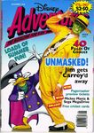 Disney adventures magazine australian cover december 1994 the mask