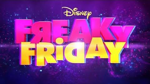 Freaky Friday Teaser⌛️ Disney Channel