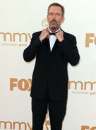 Hugh Laurie 63rd Emmys