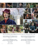 Mary Poppins Returns FYC poster