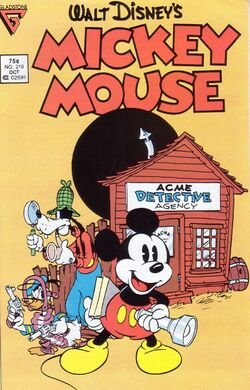 MickeyMouseAndFriends Issue 219