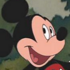 Mickey Mouse perfil