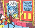 Mickey and goofy detective agency
