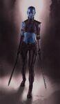Nebula Gotg Concept Art