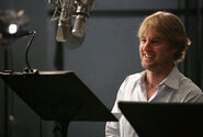 Owen Wilson Cars 2 Behind the Scenes