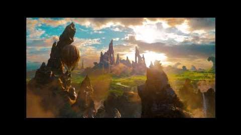 Oz, Mágico e Poderoso Teaser Trailer - Dublado