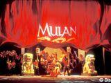 Mulan, La Légende