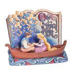 Rapunzel Tangled One Magical Night Storybook Figurine