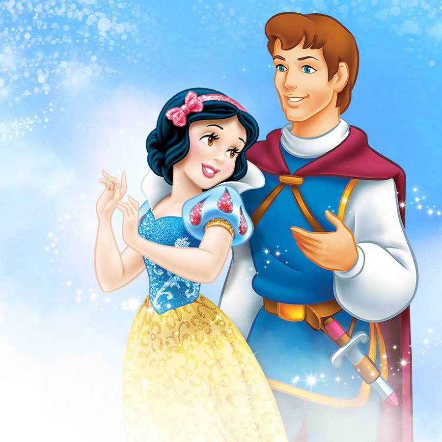 Image Snow White And The Prince Promational Art Jpg