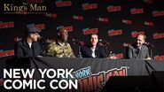 The King's Man New York Comic Con 2019 Interview