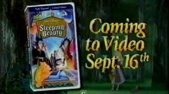 Спящая красавица (1959) – видео-трейлер 1997 года