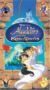 AladdinandtheKingofThieves 2005 VHS