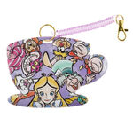 Alice in Wonderland Hi! commuter pass case