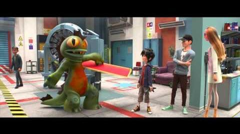 BAYMAX - RIESIGES ROBOWABOHU Das ist Fred - Ab Januar 2015 im Kino! Disney HD