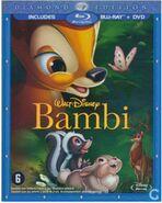 Bambi 2011 Dutch Blu Ray