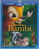 Bambi 2011 Dutch Blu Ray