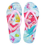 Beach sandals Ariel & Flander, Sebastian MERMAID LAGOON