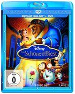 Beauty and the Beast 2010 Germany Blu-Ray