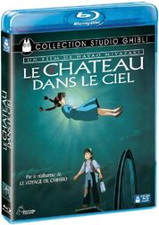 Castle in the Sky French Blu-Ray