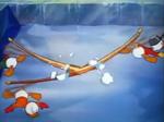 Donalds snow fight 1942 screenshot