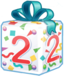 Emoji Blitz Anniversary 2 Box