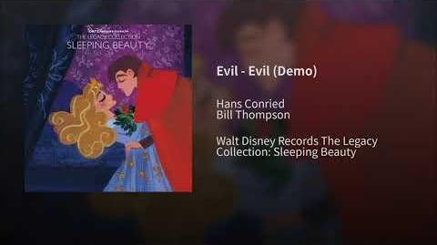 Evil - Evil (Demo)