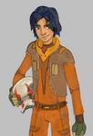 Ezra Concept Art IV
