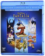 Fantasia Mexico Blu-Ray