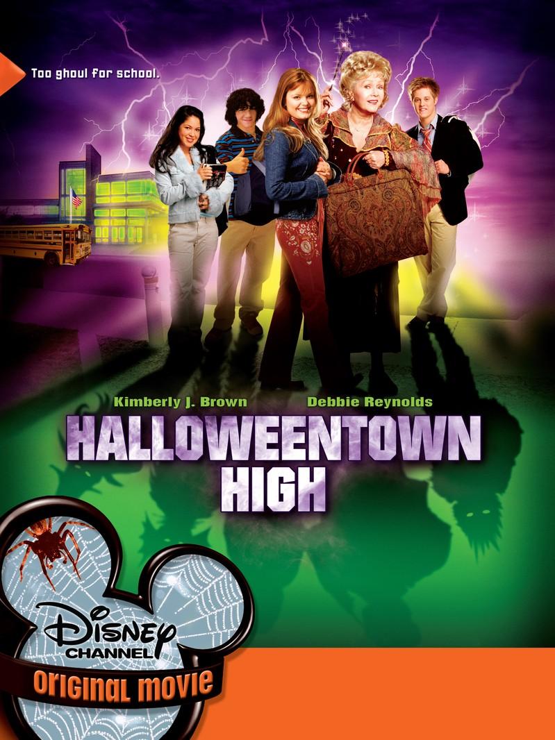 Halloweentown High | Disney Wiki | FANDOM powered by Wikia