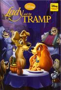 Lady and the tramp wonderful world of reading hachette 2