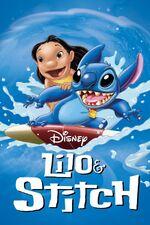 Lilo e Stitch - Pôster Nacional