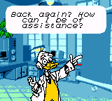 Ludwig Mickey's Racing Adventure Dialouge 1