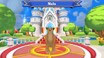 Nala Disney Magic Kingdoms Welcome Screen
