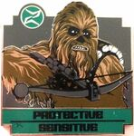 Star Wars - Zodiac Mystery Collection - Cancer Chewbacca Chaser ONLY