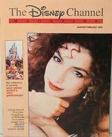TheDisneyChannelMagazineJanuaryFebruary1992