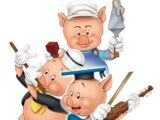 The Three Little Pigs (characters)