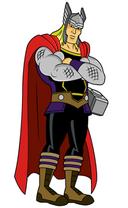 Thor MissionMarvel
