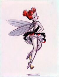 Tinker Bell concept art
